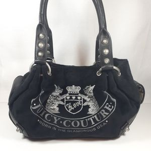 NWT Juicy Couture Velour Purse BRAND NEW